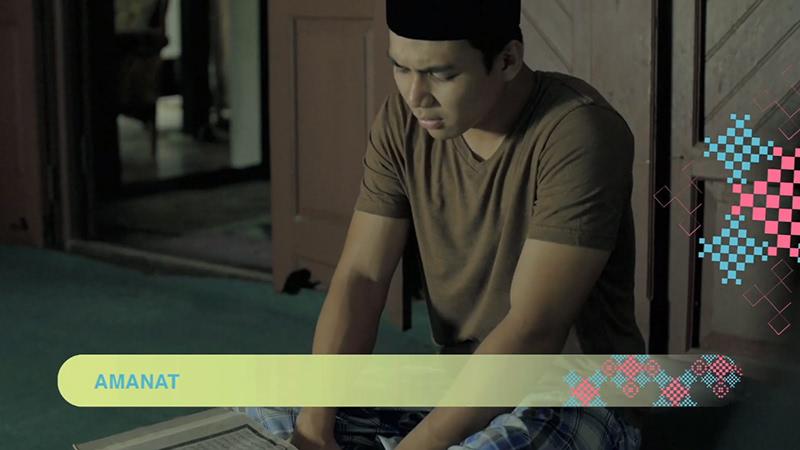 Pelakon Amanat tv3