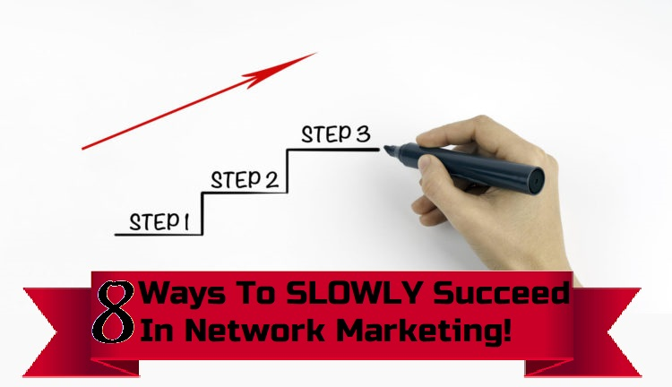 how to succeed in network marketing online