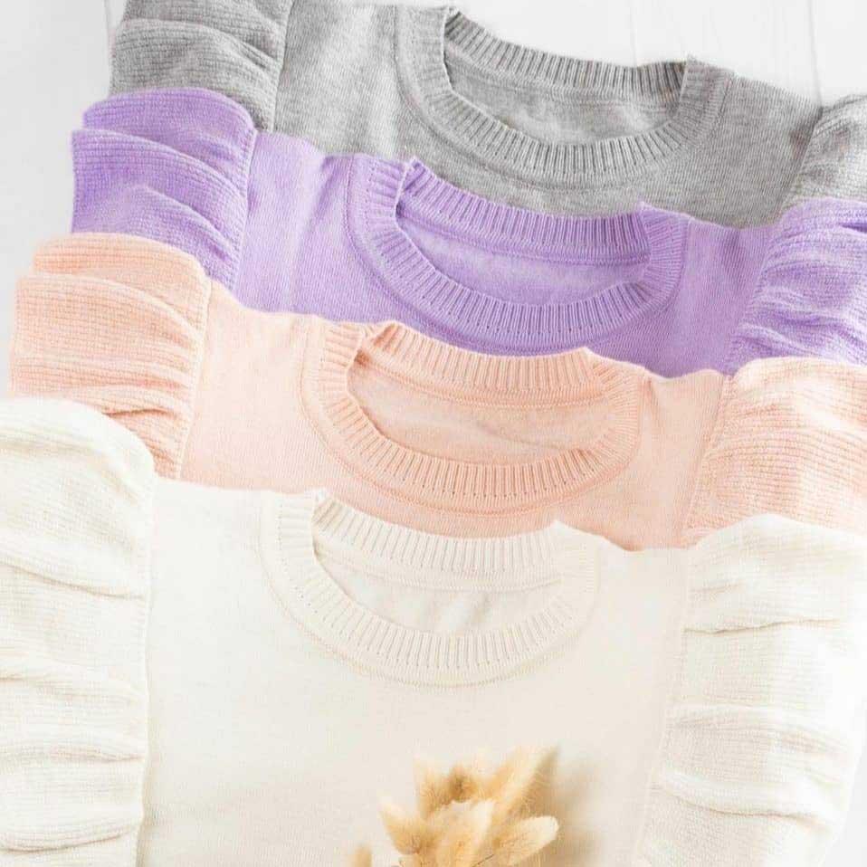 sweaters tejidos de moda mujer invierno 2021