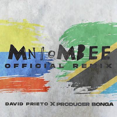 AUDIO : Producer Bonga - Mniombee Remix -  x David Prieto : Download Mp3