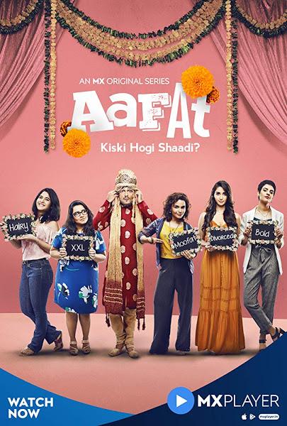 Aafat (2019) Season 1 Complete Hindi 720p HDRip x264 ESubs