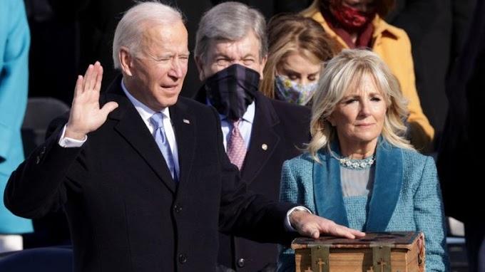 Toma de posesión de Joe Biden: las mejores imágenes de la ceremonia