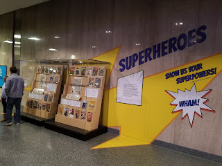Exhibit review: Superheroes at the National Museum of American History