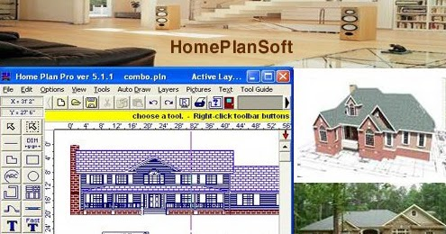 homeplansoft home plan pro v5.2.18.10