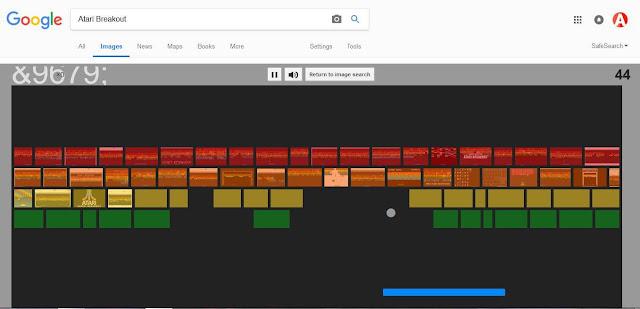 atari breakout google trick