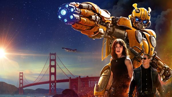Bumblebee 2018 Bluray BRrip Full HD