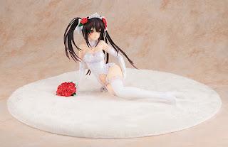 Light Novel Edition Kurumi Tokisaki: Wedding Dress Ver., Kadokawa