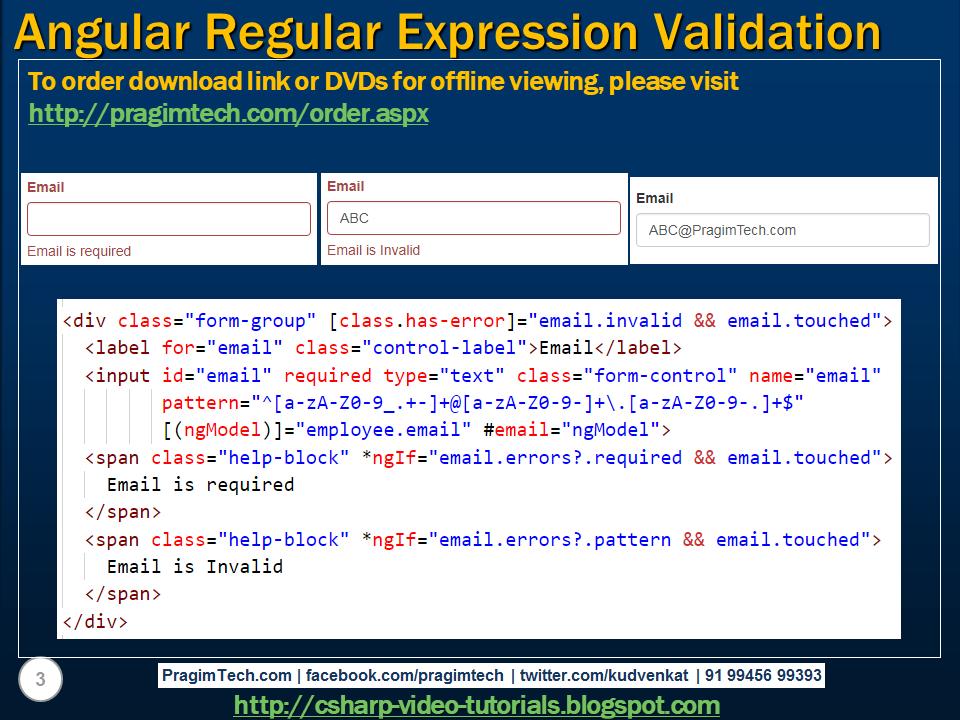 Webharvy regular expression tutorial.