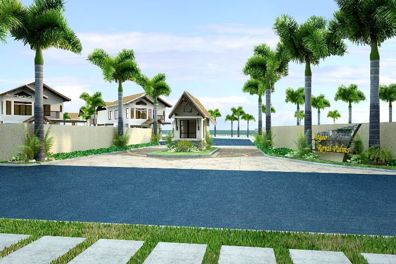 Argao Royal Palms Cebu Beach Resort House And Lot For Located In Magallanes Street Suba Brgy Poblacion Philippines
