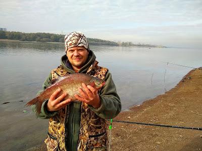Рыбалка в омске на иртыше в октябре
