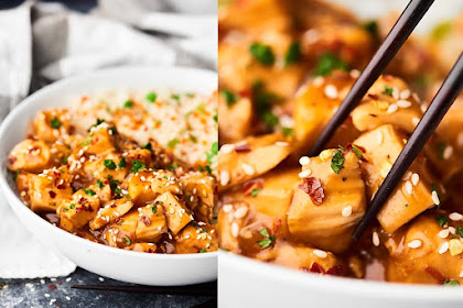 NEW CROCKPOT SESAME CHICKEN RECIPE