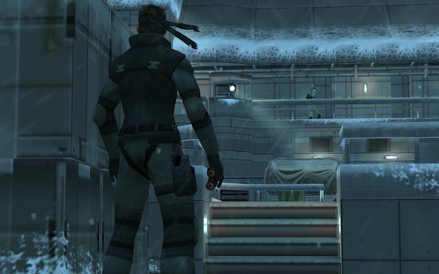 Nintendo Switch podría recibir una versión de Metal Gear Solid: The Twin Snakes