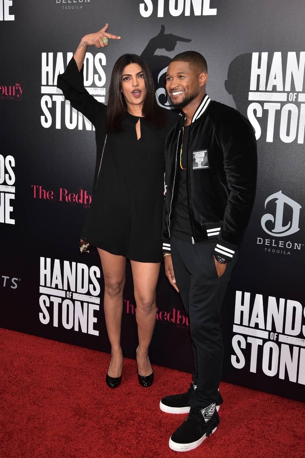 Priyanka Chopra – Hands of Stone Film Premiere in New York on August 22, 2016