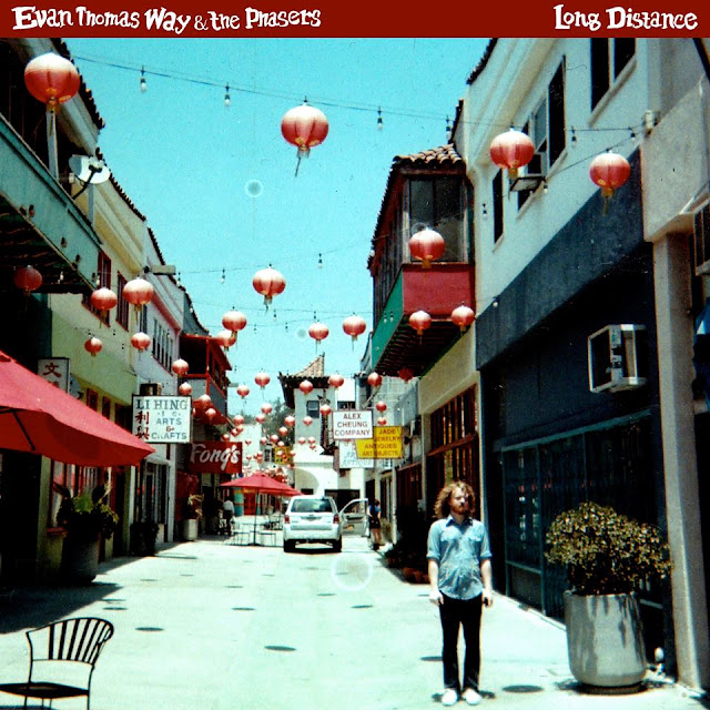 Evan Thomas Way & The Phasers - Long distance (2019) 1
