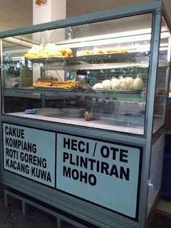 Menu andalan Depot Semeru Malang