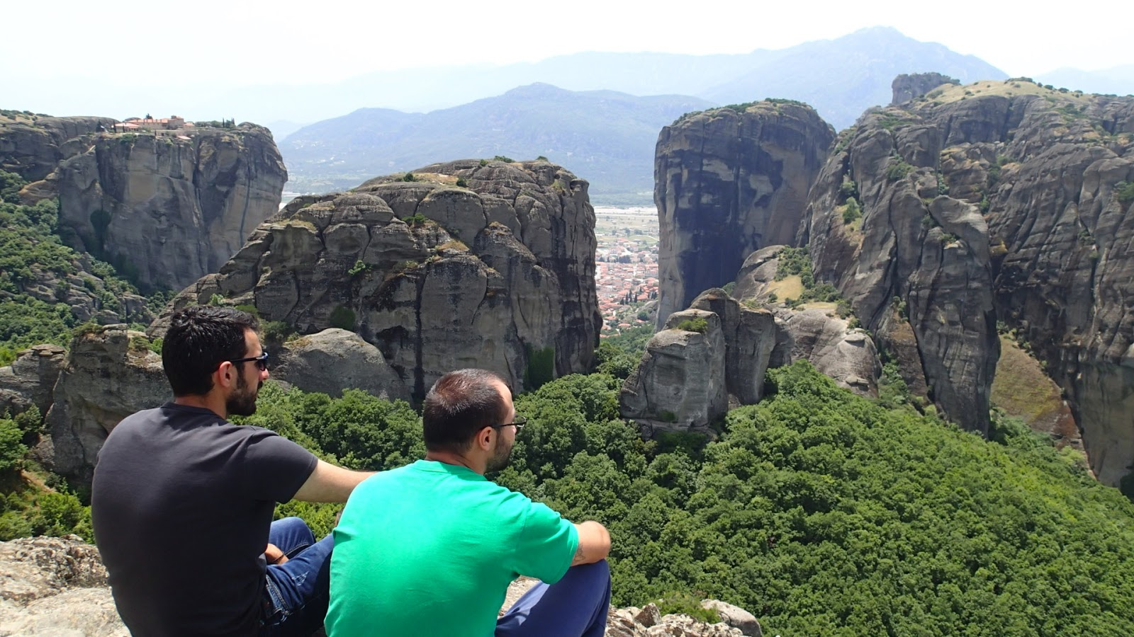 Athens Nature Journal: Meteora_Late spring nature walk