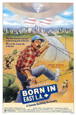 Born in East L.A. [Latino]