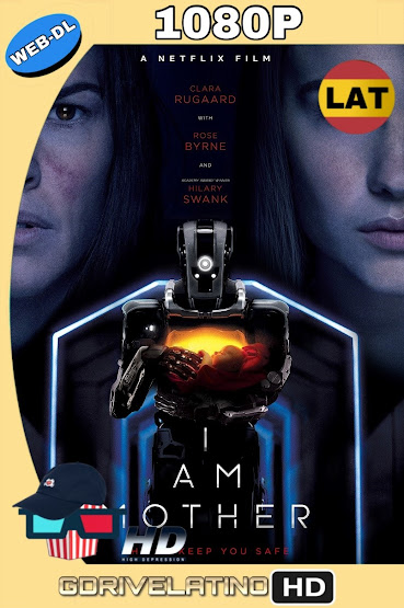 I Am Mother (2019) NF WEB-DL 1080p Latino-Ingles MKV