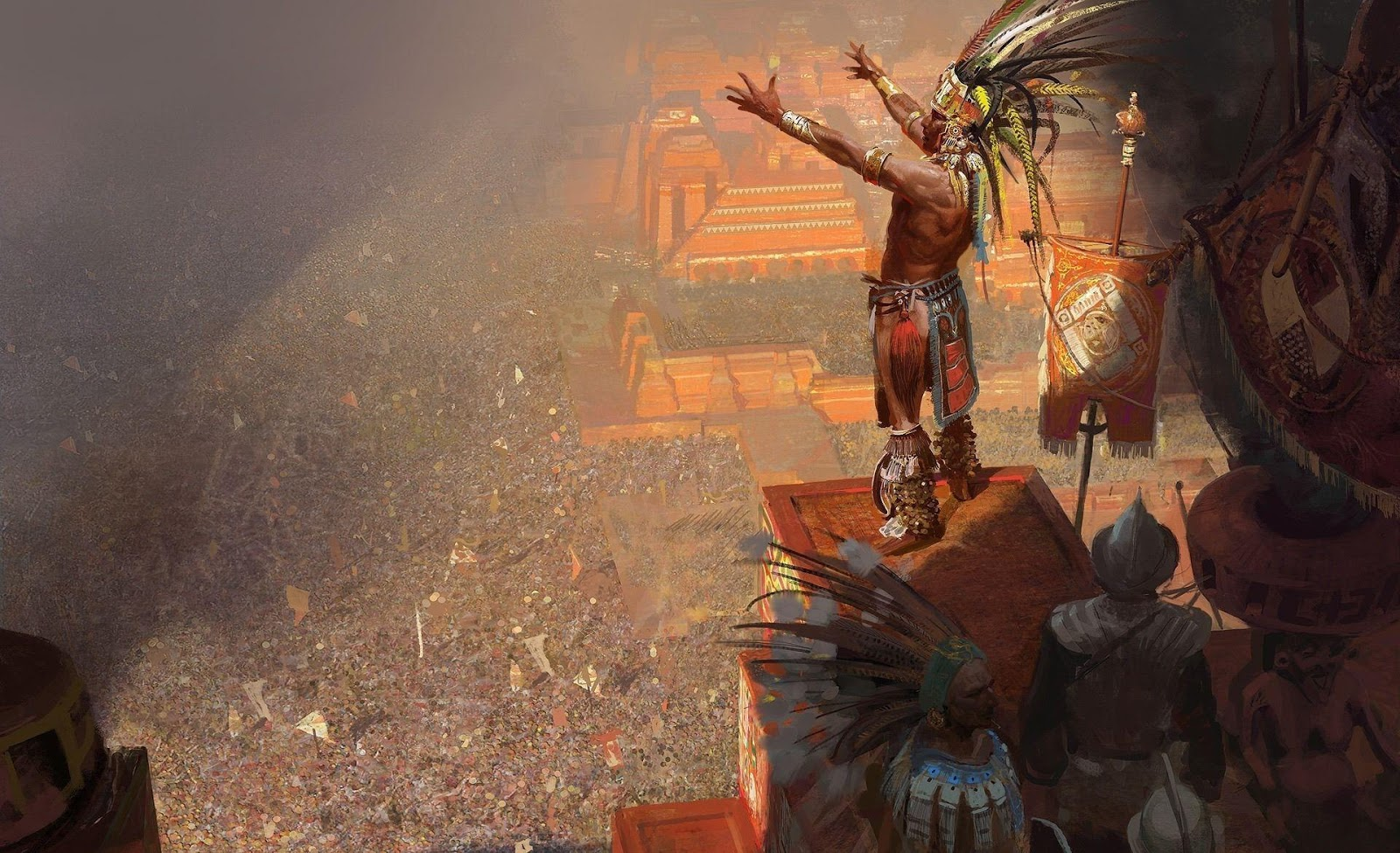 game Age Of Empires III HD Wallpapers