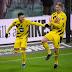 Borussia Dortmund faz 2º tempo perfeito, vence fora de casa e impede RB Leipzig de virar líder da Bundesliga