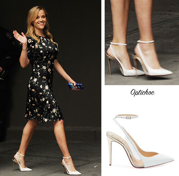 7dcb7f851e38 Reese Witherspoon - The Hulu Upfront · Célébrités. HQCelebcorner et Christian  Louboutin ...