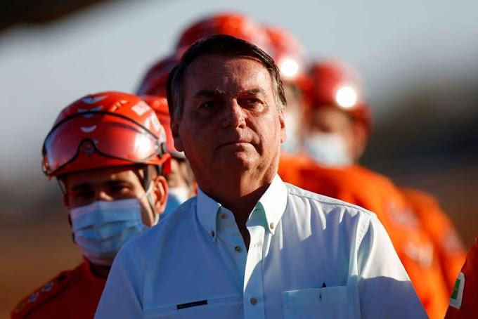 Bolsonaro diz que senadores resistem a Mendonça porque querem indicar nomes ao STF