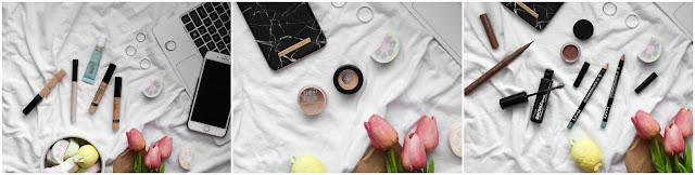 spotřebovaná kosmetika, dekorativní kosmetika