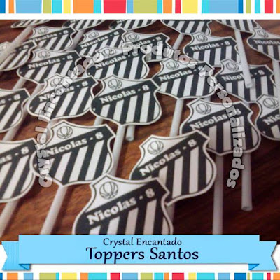 Toppers Time do Santos
