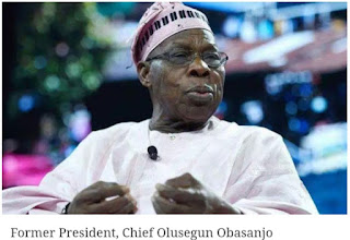 15-year rift: I've no fight to warrant reconciliation with Adams - Obasanjo