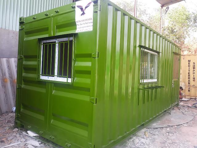 cho thuê container tại thống nhất đồng nai