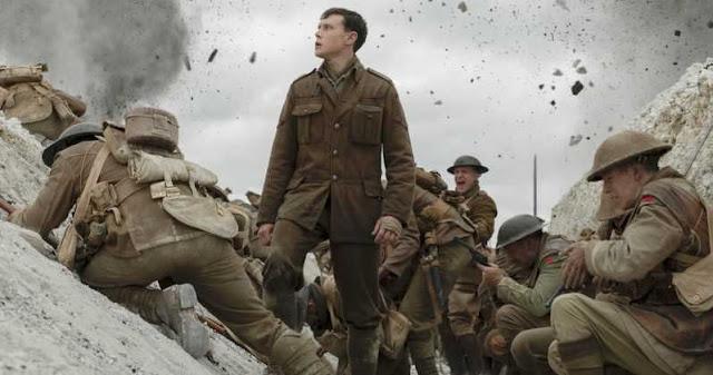 سام مانديس يأخذنا إلى بشاعة الحروب في فيلمه الجديد 1917 الذي يشبه إلى حد كبير فيلم Dunkirk!