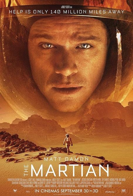 فیلم دوبله : مریخی 2015 The Martian