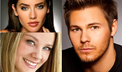 beautiful, anticipazioni puntate americane: steffy, wyatt e hope