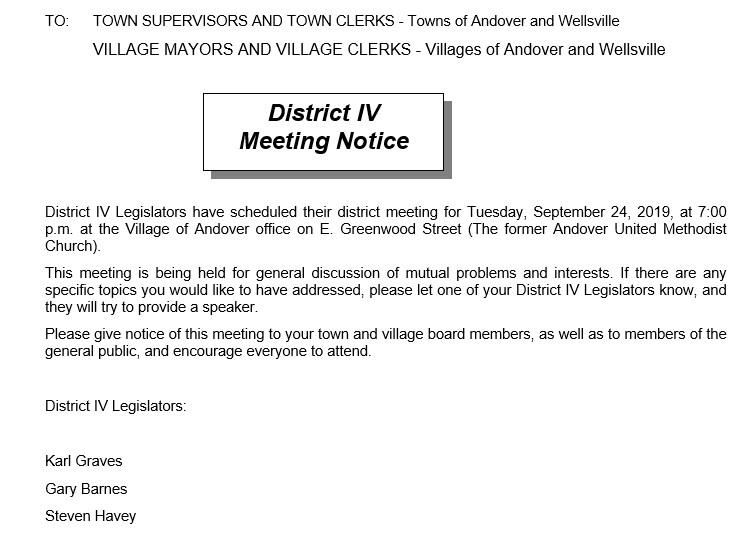 Wellsville Regional News (dot) com