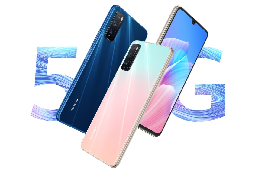 Huawei Enjoy Z 5G launched with Triple Rare Cameras | Price and Specifications.