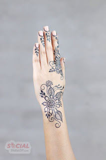 Latest indian mehndi designs