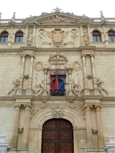 que ver universidad de Alcalá de Henares