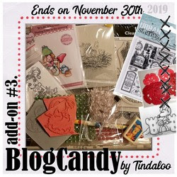 Blog candy by Tindaloo