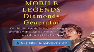Mobile Legend Generator - Generator Diamond ML