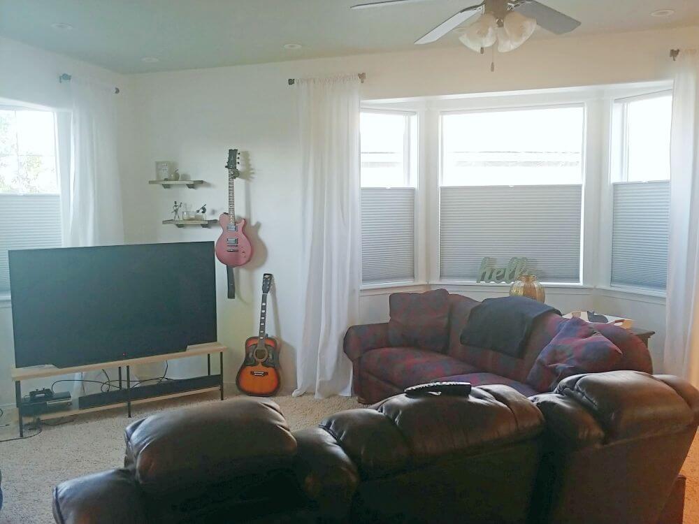 Easy Living Room Refresh