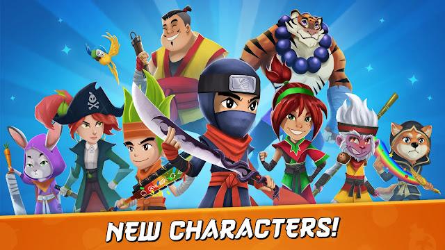Fruit Ninja 2 V1.47.1 MOD APK – PARA HİLELİ