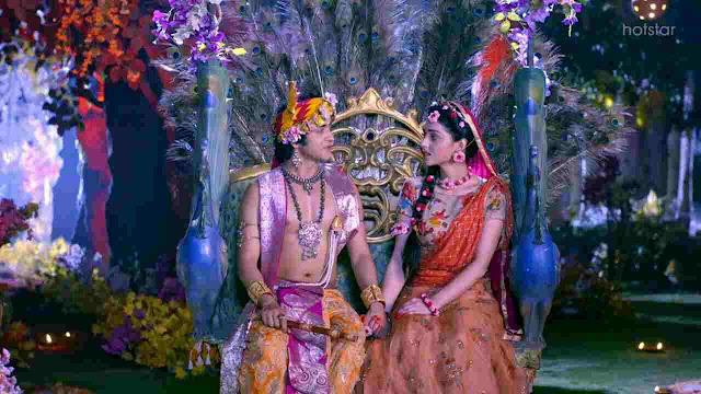 Star Bharat Radha Krishna Serial 13 July Episode
