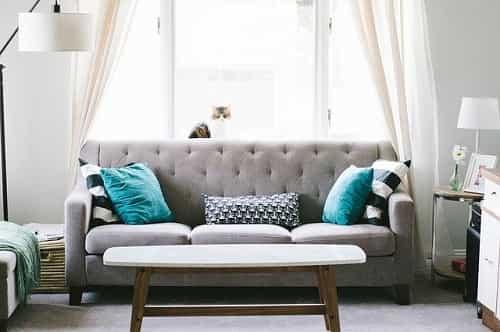 Quanto tempo dura a impermeabilização de um sofá