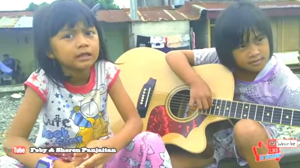 Penghasilan Febby Dan Sheren Panjaitan 2 Bocah Boru Batak Yang Sukses Di Youtube