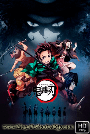Demon Slayer: Kimetsu No Yaiba Temporada 1 [1080p] [Latino-Japones] [MEGA]