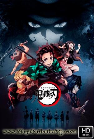 Demon Slayer: Kimetsu No Yaiba Temporada 1 [1080p] [Latino-Japones] [MEGA]