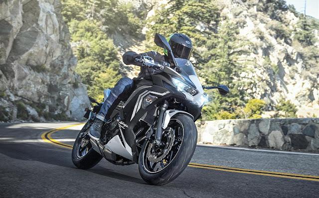 Kawasaki Ninja 650 2020