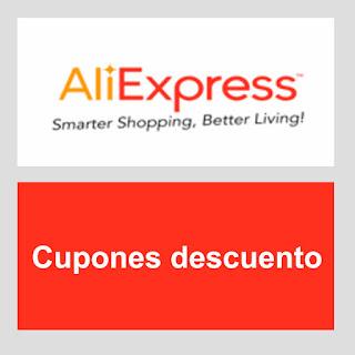 Cupones descuentos para Aliexpress enero