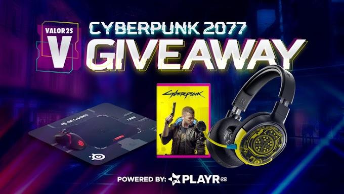 CyberPunk 2077 Mega Bundle - Sorteio!!