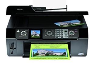 Epson Stylus CX9400Fax téléchargements de pilotes